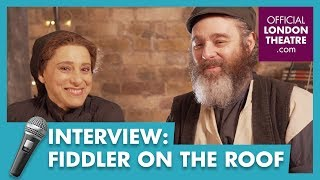 Fiddler On The Roof West End transfer announcement
