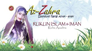 RUKUN ISLAM DAN IMAN--FARICHA AZZAHRA----- ALBUM SHOLAWAT ANAK ANAK
