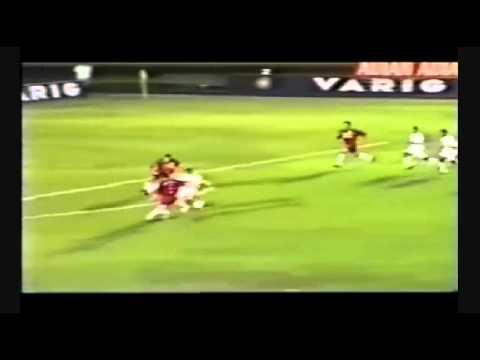 SÃO PAULO F.C. 5 X 0 BAYER LEVERKUSEN - AMERICA EURO CUP - FINAL MATCH - 1999