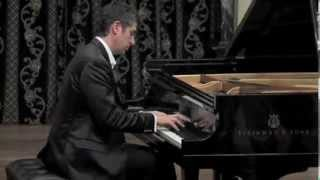 CPE Bach Sonata in F sharp minor, Wq 52/4 (1st movement) - Rustem Hayroudinoff