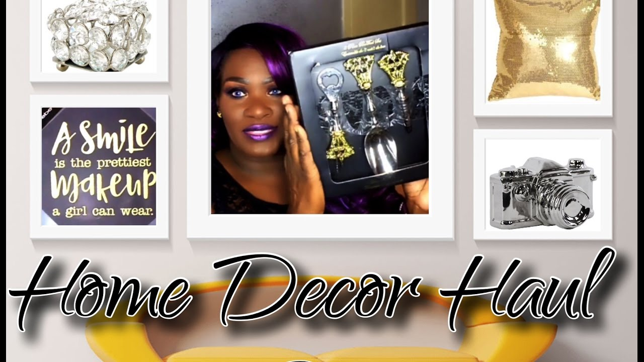 home decor haul 2017 ross stores marshalls burlington hobby lobby - Ross Home Decor