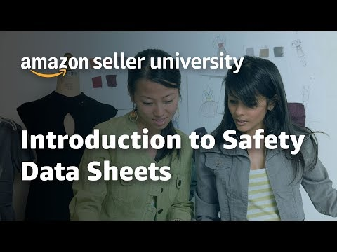 Introduction To Safety Data Sheets