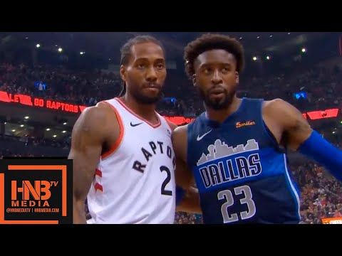 Toronto Raptors vs Dallas Mavericks 1st Qtr Highlights | 10.26.2018, NBA Season