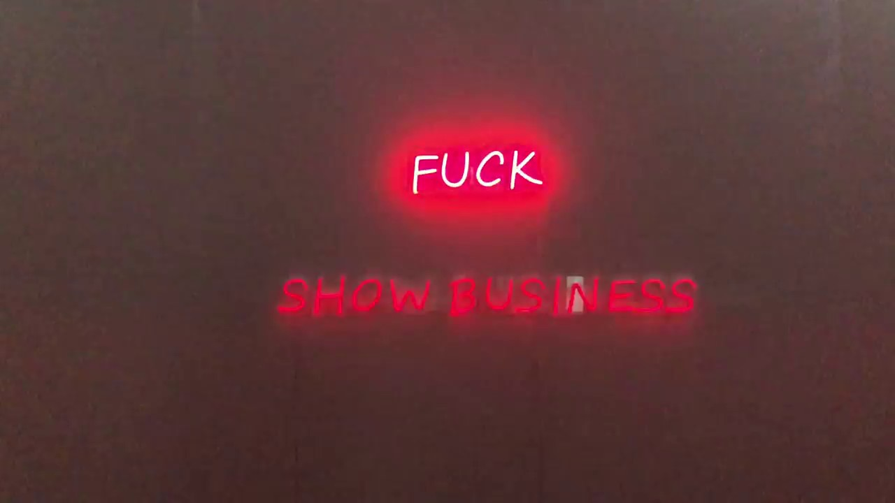 Chunxiao Qu, Fuck Show Business (2018)