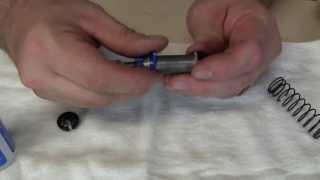 associated sc10 2 factory team kit build shocks