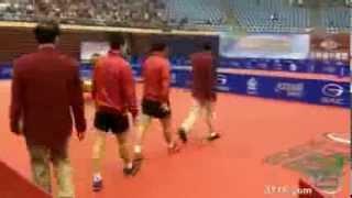 2013 ITTF World Tour. China Open. Men's Final: WANG Hao vs MA Long
