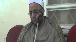 القارئ الشيخ على محمود شميس - اخر النمل - منشاة رضوان - ابو كبير 30-12-2013م