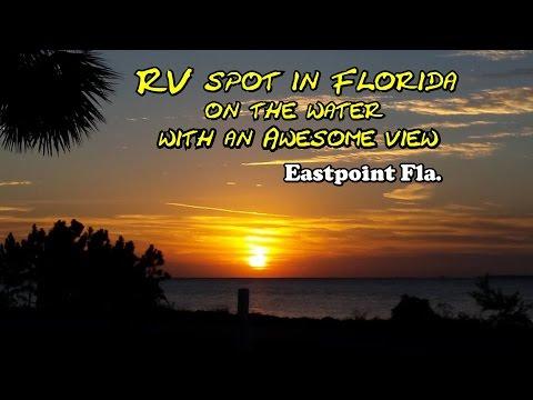 Awesome RV spot on Florida's Gulfcoast Panhandle