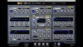 Hybrid 3 Sound Design FX