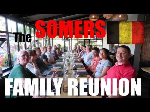 Reunion in Belgium