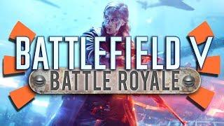 Battlefield 5 Battle Royale (EARLY GAMEPLAY of Battlefield V)