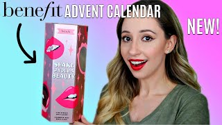 Benefit Beauty Advent Calendar 2020 (BUDGET friendly?) | Vasilikis Beauty Tips