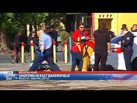 Man shot at east Bakersfield liquor store