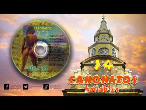 14 Cañonazos Bailables Volumen 34 / Discos Fuentes [ Album Completo]