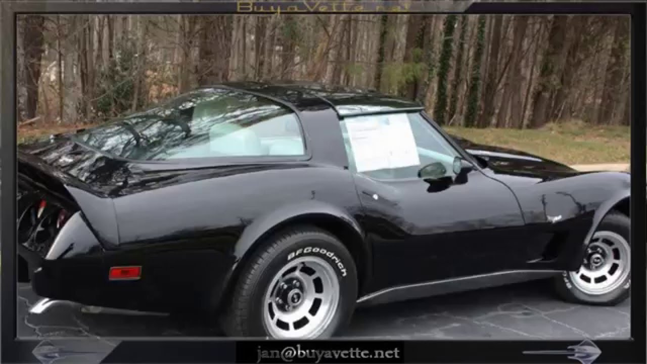 1979 Corvette L82 4 Speed 47K Miles