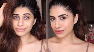 Drab to Fab in 5 mins! | Office Makeup | Malvika Sitlani