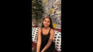 Alessia Cara - @mtvasia Instagram LIVE - August 07, 2018
