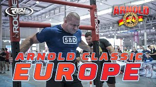 Arnold Classic Europe 2019 - Strongman Pro