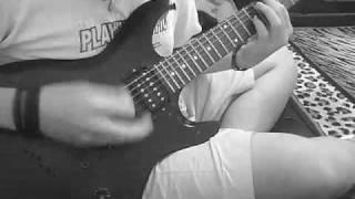 Andra & The Backbone - Jalanmu Bukan Jalanku (guitar solo cover 2)