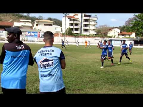 Alguns lances do jogo Paduano EC x  Atlético Carioca