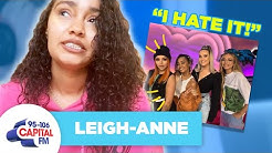 Leigh-Anne Pinnock On Not Seeing Her Little Mix Bandmates | Capital