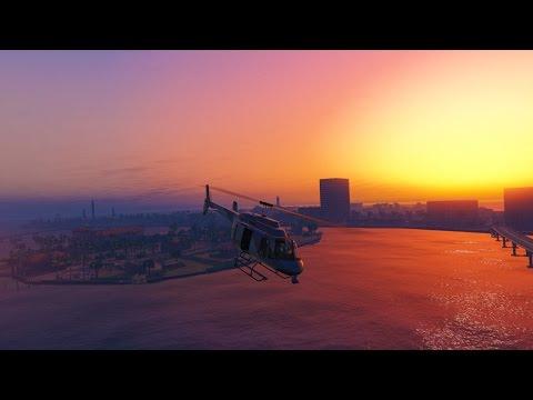 Vice City Converted To GTA V