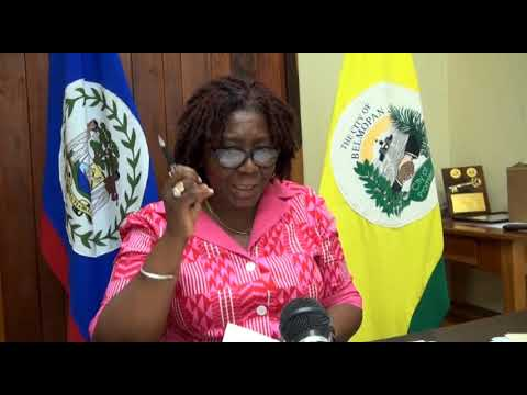 Belmopan Mayor Comments on the Sale of Green Spaces