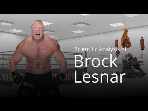 Scientific Analysis of Brock Lesnar