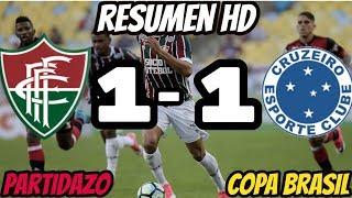 Fluminense x Cruzeiro ao vivo | Copa do Brasil - Oitavas de Final 15/05/2019