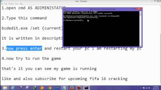 FIX FIFA 14 LAUNCHER NOT RESPONDING OR GAME CRASHES ON STARTUP