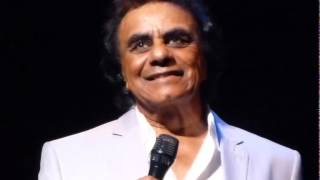 Johnny Mathis May 28 Riverside Theater Milwaukee Part 1