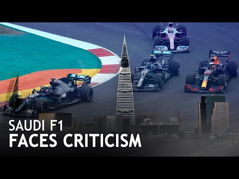 Why is Saudi Arabia too desperate to host F1 race?