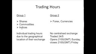 Best Forex Trading Hours | GMT, EST & AEST