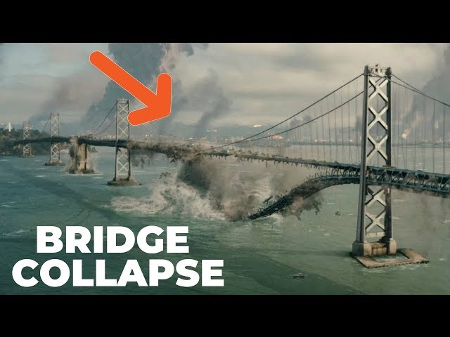 Why Bridges Collapse or Fail? Bridge Failure.