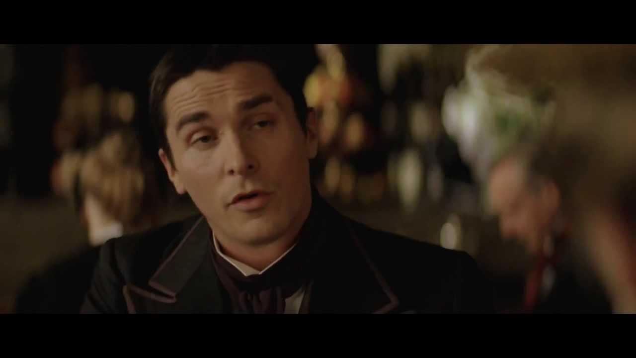 Prestige Meister Der Magie Trailer Deutsch German Hugh Jackman Christian Bale