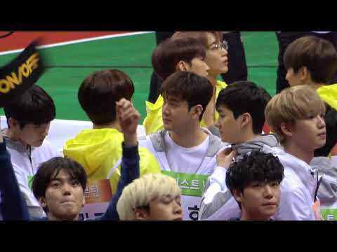 All The NU'EST Moments @ 2018 ISAC [Idol Star Athletic Championships]