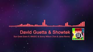 Baixar - Prog House David Guetta Showtek Sun Goes Down Ft Magic Sonny Wilson Tom Jame Remix Grátis