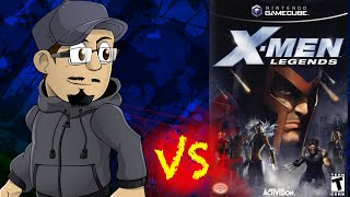 Johnny vs. X-Men Legends