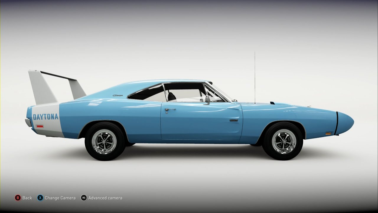Forza Horizon 2 1969 Dodge Charger Daytona Hemi Youtube
