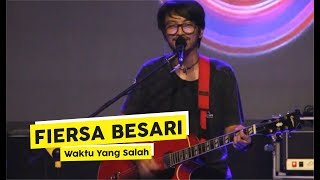 Download [HD] Fiersa Besari - Waktu Yang Salah (Live at Chemistry Art Festival) Mp3