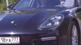 Самый честный Тест-драйв нового Porsche Panamera TURBO 2017 за 14000000 рублей.