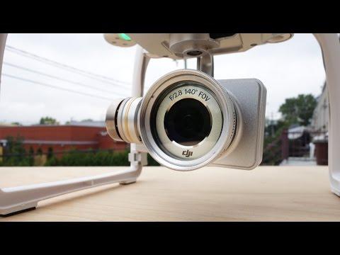 DJI Phantom Vision+ Photographic Filters...
