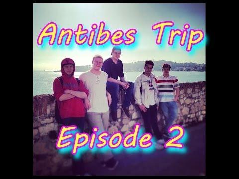 Antibes Trip - Episode 2/5