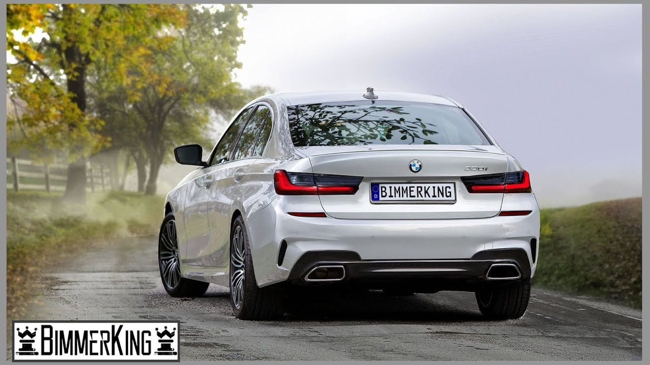 New 2019 Bmw 3 Series 2019 Bmw 3 G20 Review Bimmernews Youtube