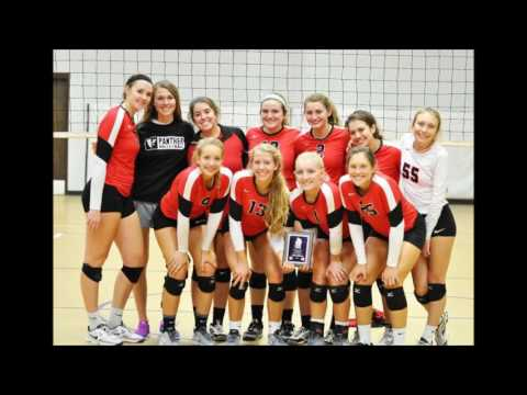 Concordia High School Volleyball at 2016 State Tournament