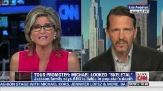 Alan Duke talks about Michael Jackson wrongful death trial on CNN