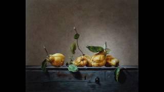 still life paintings by Roman Reisinger