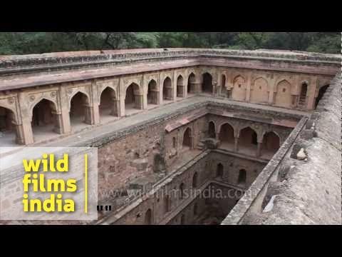 History underground: The forgotten Baolis...