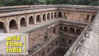 History underground: The forgotten Baolis or step-wells of Delhi!