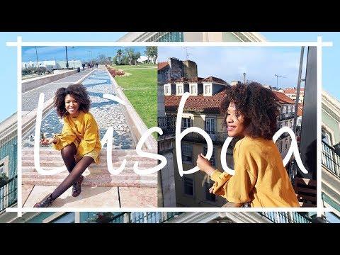 BEAUTIFUL LISBOA • Lisbonne Vlog part 1/2 ~ Ursula